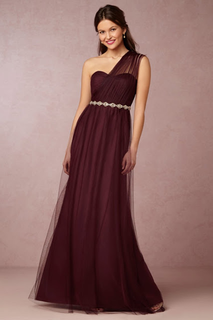 5 Points to Help Decide on Selecting Bridesmaid Dresses