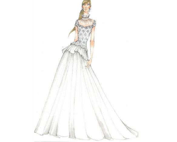 Isabelle Armstrong Bridal Collection Fall 2017 Sneak Peek