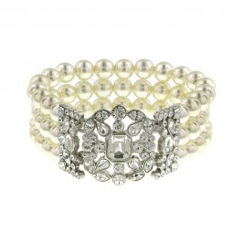 antique wedding bracelet snobbride