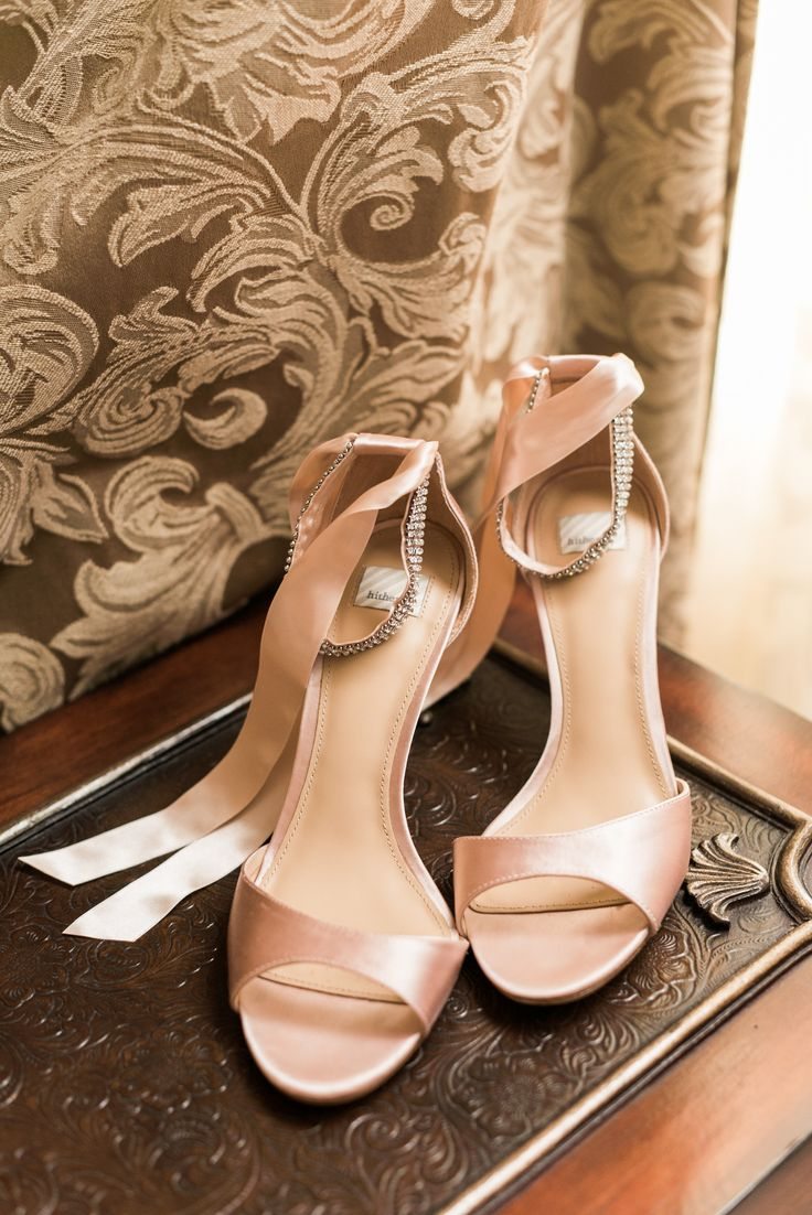 Beautiful Blush Shoes For Wedding Photos Styles Ideas 2018