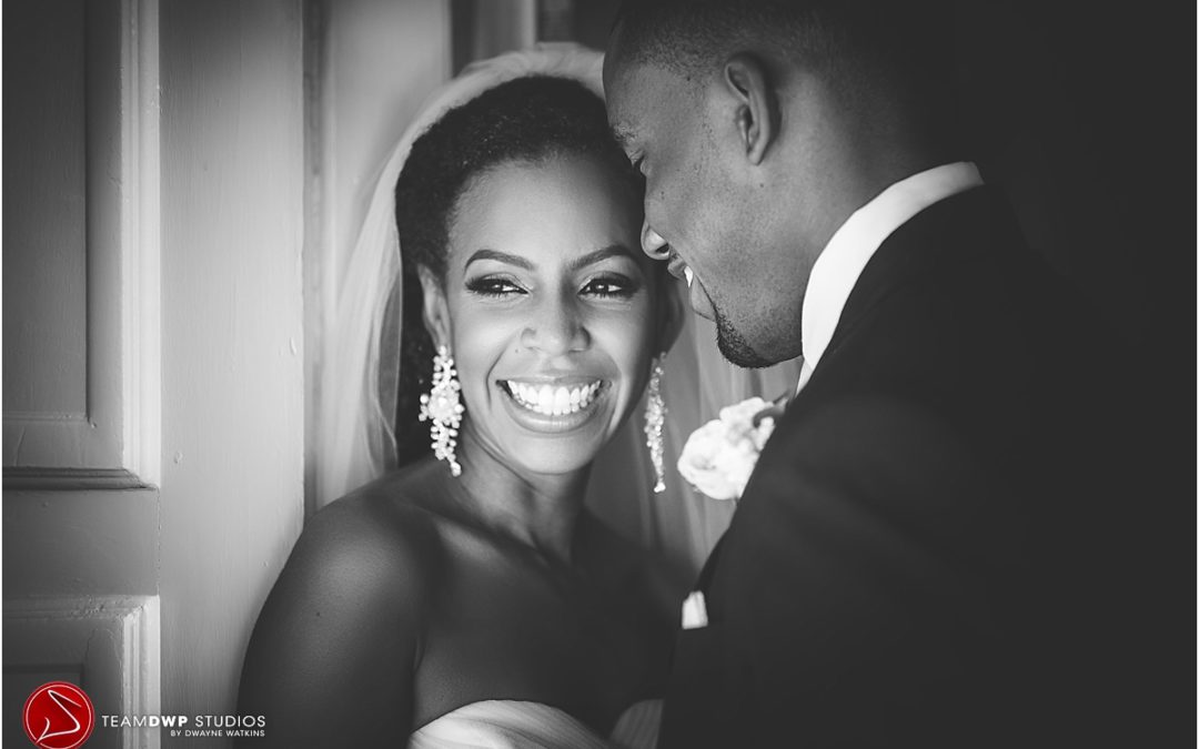 Real Weddings: Leanne & Matthew in Kingston, Jamaica